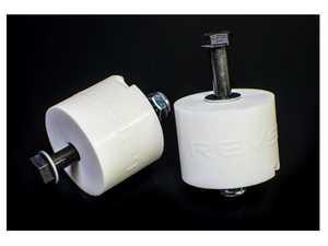ES#4362448 - STM-BT - Solid Bolt-Through Transmission Mount Kit - A massive upgrade over stock! - Revshift - BMW