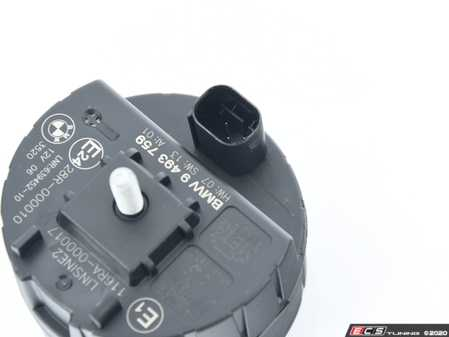 ES#3494849 - 65759493759 - Alternator Power Siren W Inclination Indicat - Genuine BMW - BMW MINI