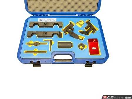 ES#3201820 - B112440VK - M60/M62 Cam & Vanos Timing Kit - This kit contains the necessary tools for the camshaft timing on M60 engine, as well and the VANOS timing on the M62 engine. - Baum Tools - BMW