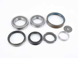 ES#3659698 - 1233500068 - Rear Wheel Bearing Kit - Priced Each - Fits Left Or Right Side - FAG - Mercedes Benz