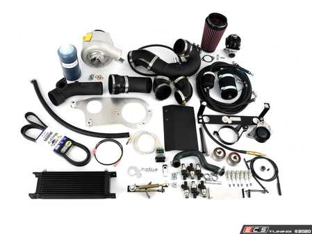 ES#3438843 - 12-017 - Supercharger kit - Level 1 - 365HP/270TQ - a complete power solution for your 330i! - Active Autowerke - BMW