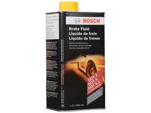 ES#4364678 - ESI6-32N -  ESI6 Extended Service Brake Fluid - 1qt (946ml) - A low viscosity fluid replacing DOT 3, 4, & 5.1 fluid with a 3-year extended change interval. Boiling point - Dry 270C (518F) / Wet 185C (365F) - Bosch - Audi BMW Volkswagen Mercedes Benz MINI Porsche