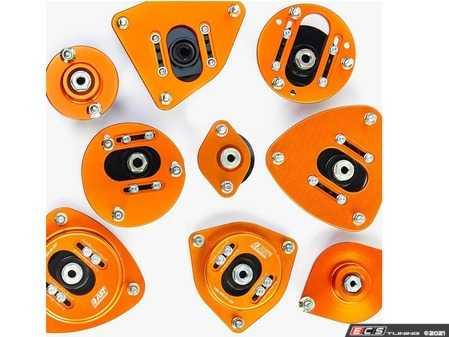 ES#4365152 - TMA-B03-A1-20F - AST Suspension Front Top Mount Set R50-R53 - Adjustable top mount camber plates - AST Suspension  - MINI