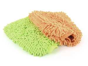 ES#3035207 - 10268 - Griot's Garage Micro Fiber Wash Mitts Set of 2 - This mitt is designed to hold tons of suds and wash like a champion yet rinse totally clean with a quick shake in your bucket. - Griot's - Audi BMW Volkswagen Mercedes Benz MINI Porsche
