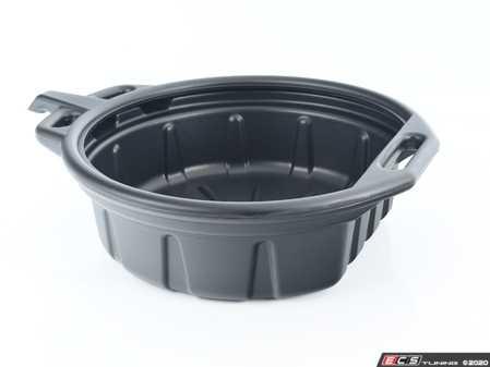 ES#4365131 - ATD-5184 - 4.5 Gallon Drain Pan - Black - For easier, cleaner fluid changes - ATD Tools - Audi BMW Volkswagen Mercedes Benz MINI Porsche