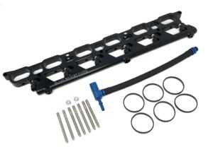 ES#4364612 - 601-0015 - N54/N55 Multi-Port Injection Kit - 750cc - The ultimate supplementary fueling kit for the N54 and N55 engines! - Precision Raceworks -