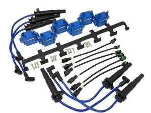 ES#4364604 - 601-0021 - High Performance Ignition Kit - N55 Stock Manifold - The ultimate BMW ignition coil upgrade! - Precision Raceworks -