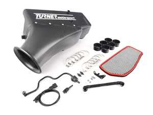 ES#4146497 - 003313TMS01KT5 - CSL Style Intake kit - Matte - Includes everything needed to install this legendary intake on your car! - Turner Motorsport - BMW