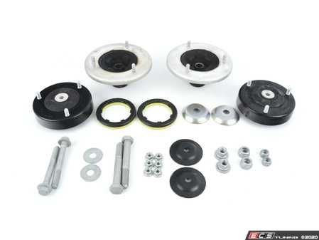 ES#2594500 - 31311139453KT1 - Cup Kit/Coilover Installation Kit - Everything you need to install coilovers, shocks/struts, or a cup kit on your BMW - Assembled By ECS - BMW