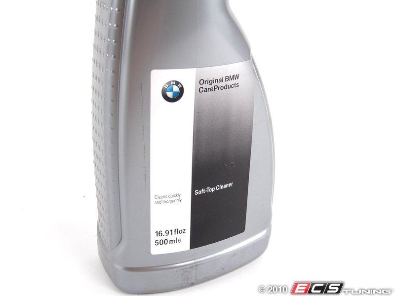 Genuine Bmw 83120405171 Soft Top Cleaner 16 9oz