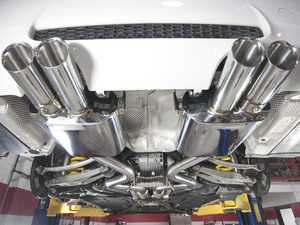 ES#2185111 - BMW-004 - M3 Valvetronic Exhaust System - Unleash the Power and Sound of Your BMW. - Kreissieg Exhaust - BMW