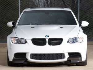 ES#2185235 - 511121602712 - M Performance Carbon Fiber Front Splitters - Set - The perfect addition to any E9X M3. - Genuine BMW M Performance - BMW