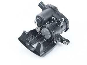 ES#4138984 - 8K0615403A - Rear Brake Caliper - Black - Left - Includes the parking brake motor - ATE - Audi