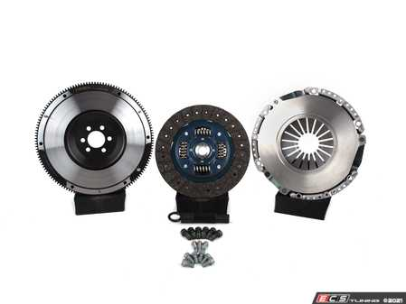ES#4368636 - 005816ECS -  ECS Tuning Stage 2 Clutch Kit - Build-Your-Own Performance Kit - Select options to build your ideal clutch replacement package! Choose your throwout bearing or rear main seal,  among other options. - ECS - Audi Volkswagen