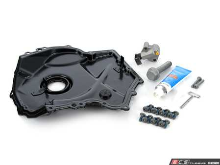 ES#3514486 - 06k109210afKT2 - Upper Timing Chain Tensioner Service Kit - Designed to quickly and professionally replace the upper chain tensioner - Assembled By ECS - Audi