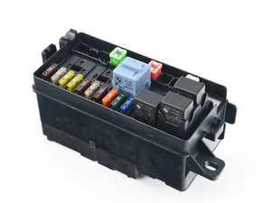 ES#2080978 - 61149213372 - Fuse Box  - Located in the engine bay - Genuine MINI - MINI