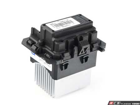ES#3659705 - 64119286870 - Blower Motor Resistor - Part of the HVAC system ; auto air conditioning - ACM - MINI
