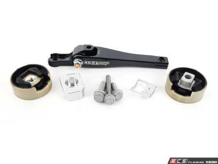 ES#4141489 - 034-509-1045 - Billet Spherical Dogbone Mount Performance Pack With Dogbone Pucks For The Audi 8V.5A3/S3 And Volkswagen Mk7.5 Golf/Golf R/GTI/Jetta With 7-Speed DSG  - 034Motorsport -
