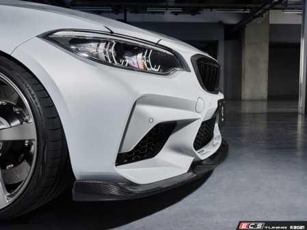 ES#4370250 - 3101-28731 - 3D Design Carbon Fiber Front Lip Spoiler - M2 Competition - 3D Design -