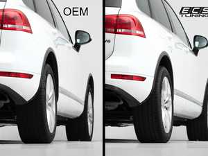 "ES#4370611 - 000118LB02KT - Touareg 3 Wheel Spacer Flush Kit - 20x9.0"" OEM Wheels - Bring your stock wheels to the ""flush"" position - ECS - Volkswagen"