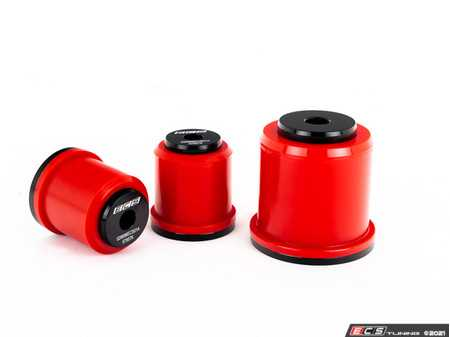 ES#4352457 - 026696ecs10 - Performance Polyurethane Differential Bushing Set - 95A - Engineered to improve power delivery and handling, with a superior lifespan over factory rubber bushings - ECS - BMW