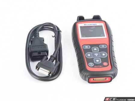 ES#4004121 - AULTS508K1 - Maxi TPMS Kit With Sensors - Pinpoint and replace bad TPMS Sensors - Autel - Audi BMW Volkswagen Mercedes Benz MINI Porsche