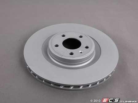 ES#2075182 - 8K0615301M - Brake Disc - Zimmermann -