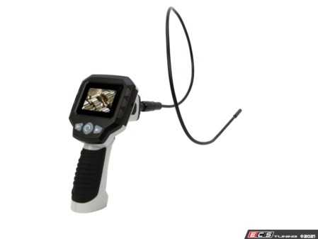 """ES#4371696 - W50045 - 2.4"""" LCD Inspection Camera - 4 white LEDs with 6 output levels - Performance Tool - Audi BMW Volkswagen Mercedes Benz MINI Porsche"""