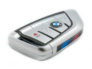 ES#4372246 - F-S-3 - F Chassis Key Fob Upgrade - 3 Button - Upgrade your dated F-Chassis Key Fob to the stylish and sleek F95 X5M key fob - Gates Innovations - BMW