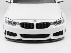 ES#4415613 - 008685la01KT -  Turner Motorsport F32 Carbon Fiber Front Lip Spoiler (M Sport) - Add more aggressive style to the front of your car with Turner's new carbon front lip - Turner Motorsport - BMW