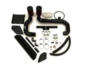 "ES#4375664 - N54RI200 - ARM Relocated Silicone Inlet Intake Kit - 2.0"" Turbo Inlet - ARM Motorsports - BMW"