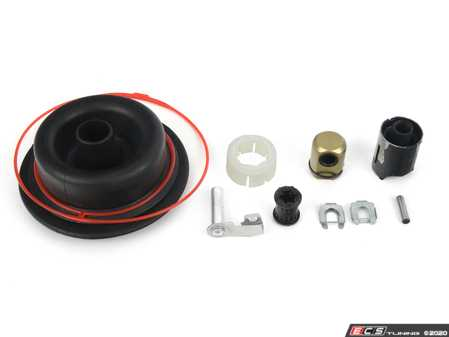 ES#3509788 - 25111222015KT6 - Shifter Rebuild Kit - Everything you need to rebuild your shifter assembly - Assembled By ECS - BMW