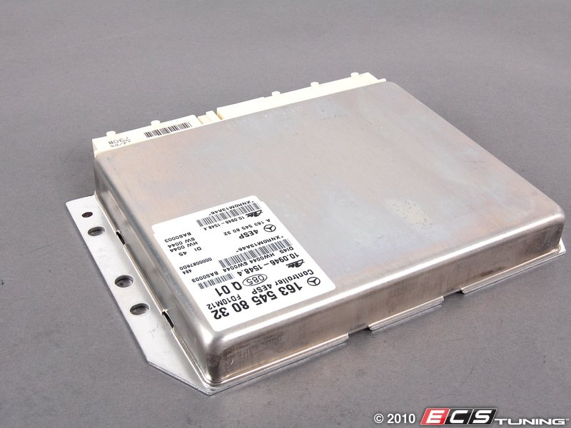 Genuine mercedes benz 1635458032 control unit for for Esp mercedes benz