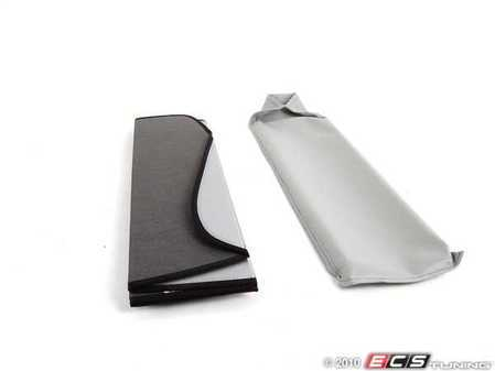ES#195583 - 82111467115 - UV Sunshade - Used to keep the summer sun from overheating your BMW's interior. - Genuine BMW - BMW