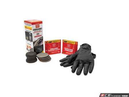ES#4376065 - 11422 - Ceramic Headlight Restoration Kit - Restore your severely oxidized and underperforming headlights to like-new clarity. - Griot's - Audi BMW Volkswagen Mercedes Benz MINI Porsche