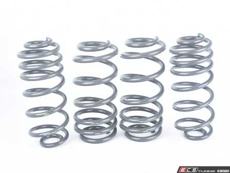 """ES#4315914 - 034-404-1009 - Dynamic+ Lowering Springs - Lowers approximately 2.5"""" front and rear - 034Motorsport - Audi"""