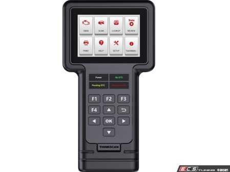 ES#4376537 - 303020007 - ThinkScan 660 - THINKSCAN 660 Handheld Enhanced OB2 Scanner - THINKCAR - Audi BMW Volkswagen Mercedes Benz MINI Porsche