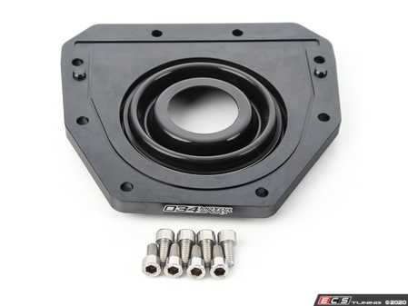 ES#4370261 - 034-202-6004 - Billet Aluminum Rear Main Seal - Permanent fix for that leaking rear main seal - 034Motorsport - Audi Volkswagen