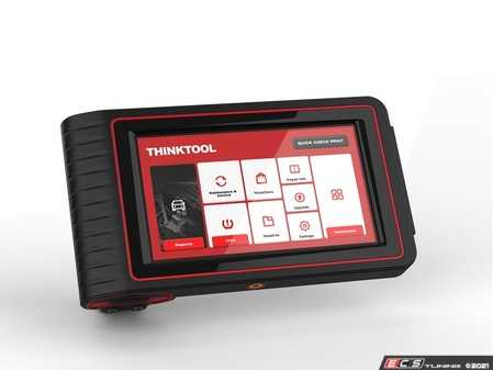 ES#4376611 - 501010002 - THINKTOOL DELUXE  (BASIC + ScopeBox) - Intelligent diagnostics and traditional diagnostics functions, including OBDII full-function diagnostics, reading/clearing fault codes, reading real-time data streams, special features, actuation tests and more - THINKCAR - Audi BMW Volkswagen Mercedes Benz MINI Porsche
