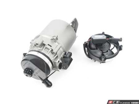 ES#4159855 - 324167817445ktKT - Electric Power Steering Pump - New & New Fan - No core charge - Assembled By ECS - MINI