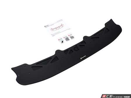 """ES#4389594 - VW-MK7-GTI-FCS-S - Front Chin Spoiler - Enhance the front end aesthetics of your MK7 GTI with this sleek and well designed """"OEM Plus Style"""" add-on. - aerofabb - Volkswagen"""