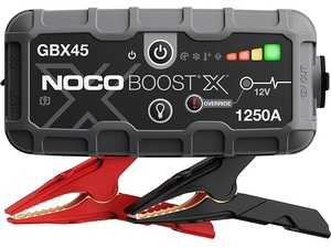 ES#4389648 - GBX45 - Boost X 12V 1250A Jump Starter - X for Extreme - An all-new design with extreme jump starting power for fast and powerful engines starts. - NOCO - Audi BMW Volkswagen Mercedes Benz MINI Porsche
