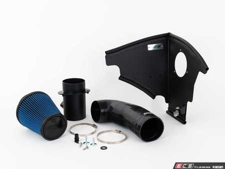 """ES#4316263 - 027178tms09KT - Turner Motorsport E39 540i M62tu Intake - 4"""" MAF - Outflows factory intake, increases induction noise! Smooth inlet path from high-flow filter through to the throttle body. - Turner Motorsport - BMW"""