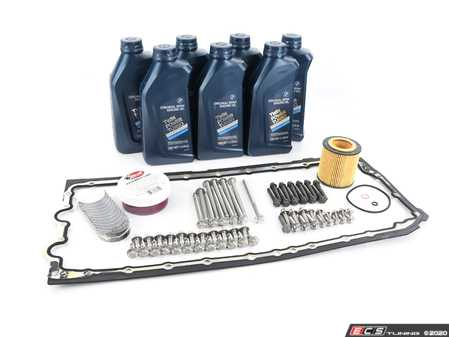 ES#4017171 - 6B1584H-STDKT - Rod Bearing Replacement Kit  - Includes everything needed for a rod bearing service - Assembled By ECS - BMW
