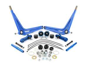 ES#4405576 - 028439TMS01PDK - Turner Motorsport E36 Tubular Control Arms Kit - Race - The best front control arms option available onto your E36! Correct your suspension geometry, and increase your steering response and handling characteristics. Provides +10mm more track width (per side) than stock! - Turner Motorsport - BMW
