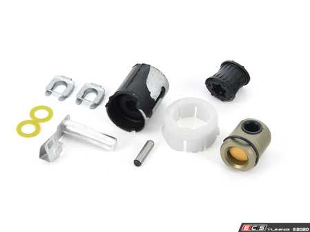 ES#3514150 - 25117580281KT5 - Shifter Rebuild Kit - Everything you need to rebuild your shifter assembly - Assembled By ECS - BMW