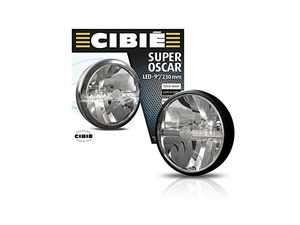"""ES#4415664 - 45304 - CIBIE OSCAR LED 7 """" Full Black Auxiliary Universal Rally Lights - Pair  45304  045304 - Throughout its history, Cibi products have been the first choice for numerous motorsport teams and disciplines, notably the Monte-Carlo rally and Le Mans series - CIBIE - Audi BMW Volkswagen Mercedes Benz MINI Porsche"""