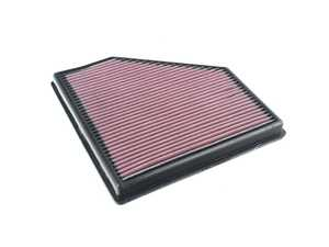 ES#4415294 - 33-3051 - Performance Engine Air Filter - Drop-in high flow replacement for your vehicle - K&N - BMW
