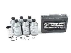 ES#4158788 - G055529A2KT3 -  DSG Transmission Service Kit - With Schwaben Service Tool - DSG Transmissions are recommended to be serviced every 40k miles - Assembled By ECS - Audi Volkswagen