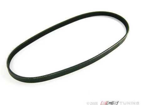 ES#556 - 4PK-0815 - ECS Underdrive Crank Pulley A/C Belt - Stay cool with a new belt - Bando - Audi Volkswagen